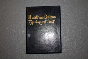 Heather Dalton: Typology of Self