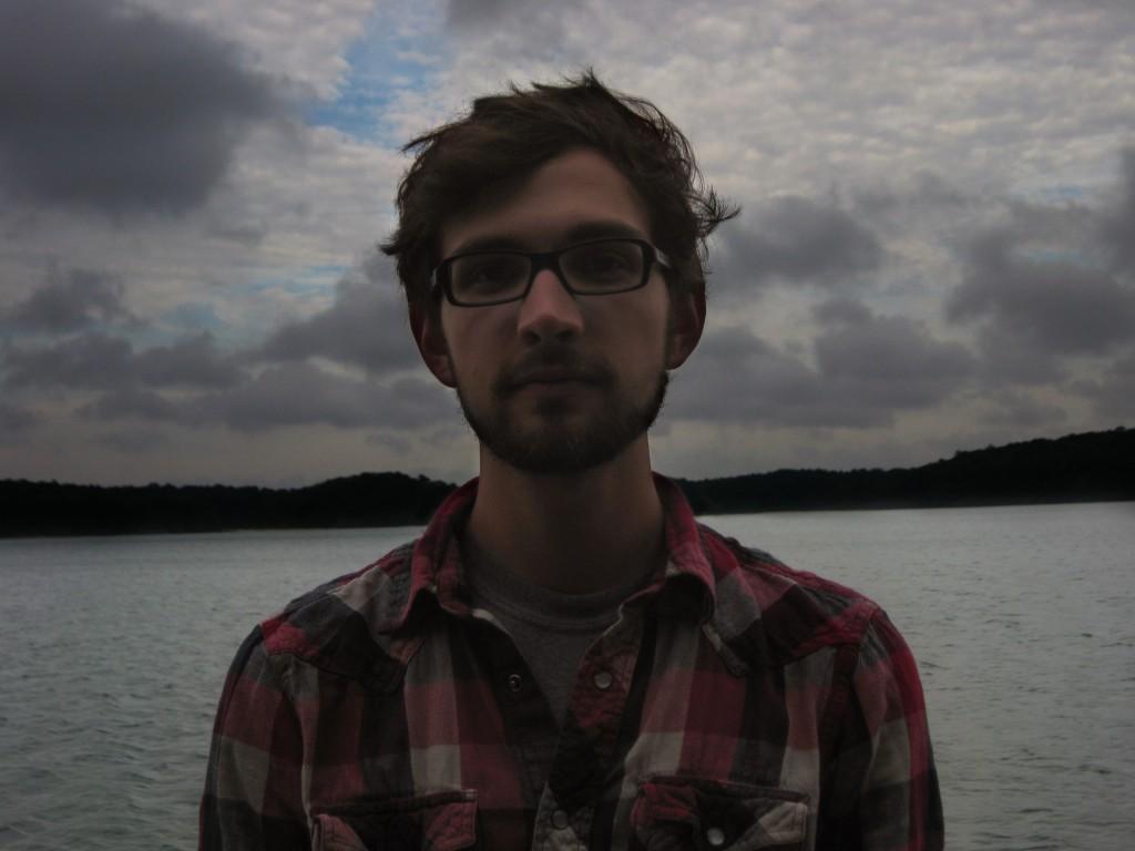 Portrait of Musician at Nickerson State Park. Copyright Heather Dalton 2012