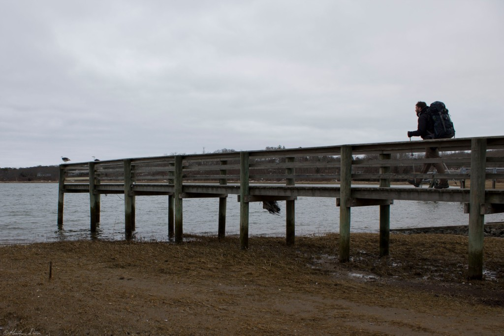 Eric Armstrong Walking Across America