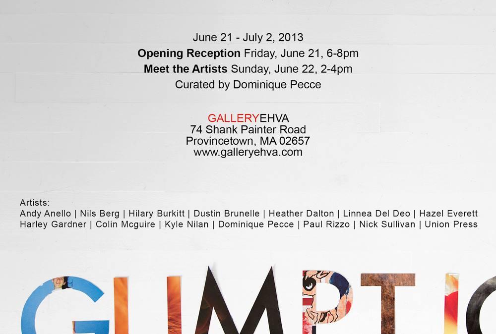 Gumption Film Festival Provincetown