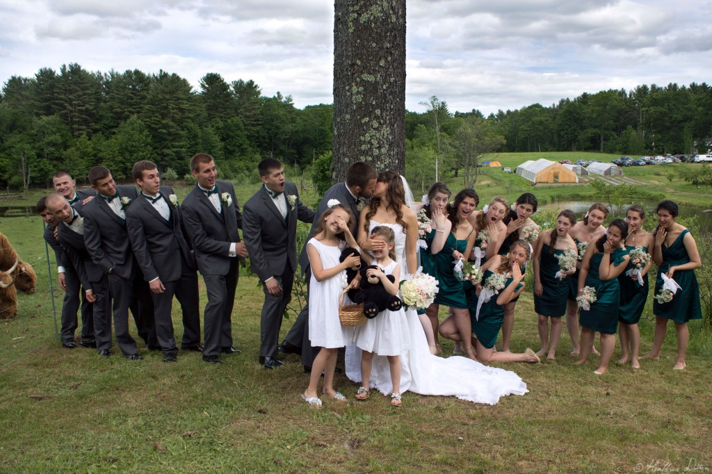 Funniest Wedding Photograph