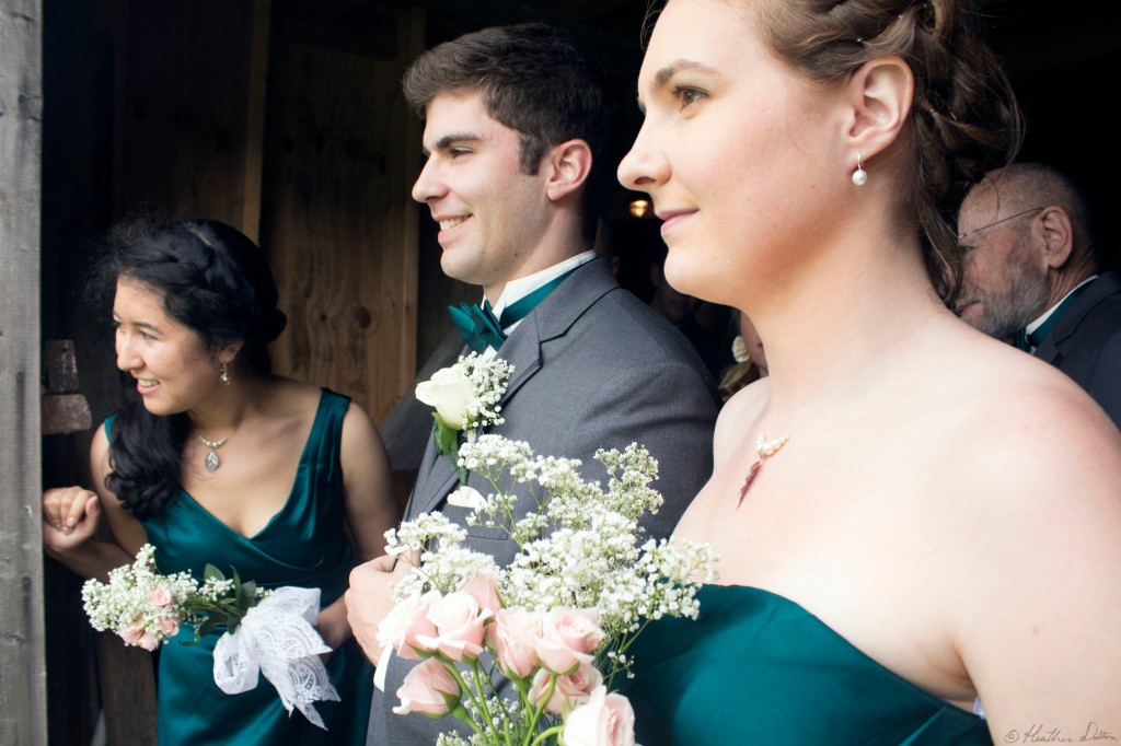 Journalistic Wedding photograph