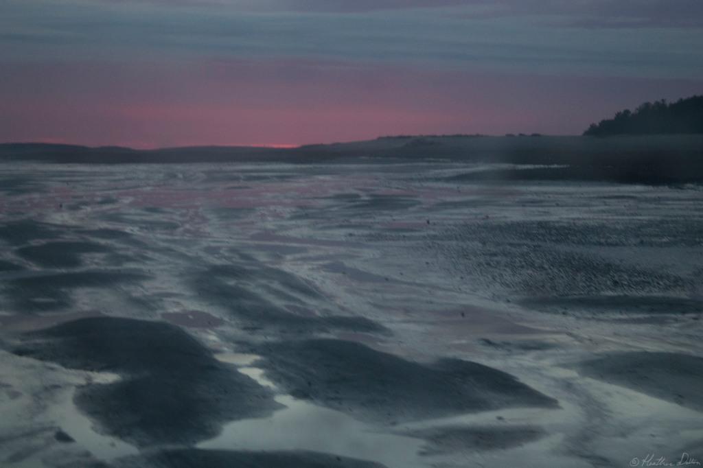 photograph sunset Wellfleet
