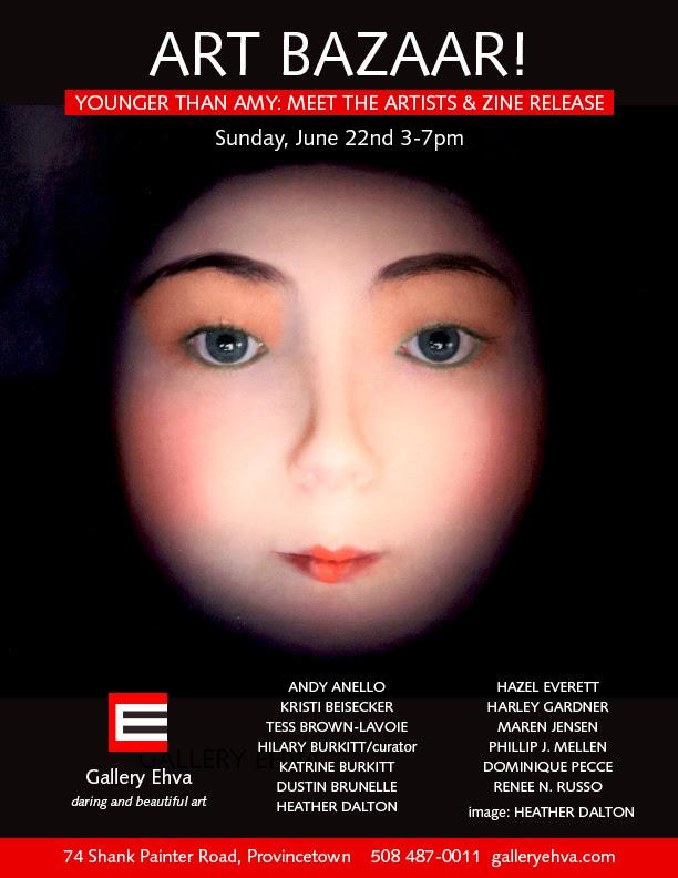 Gallery EHVA poster art